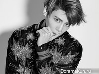 SHINee (Jonghyun) для Elle February 2015