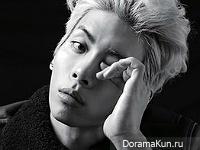 Jonghyun (SHINee) для Esquire 2015