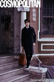 SHINee (Key) для Cosmopolitan November 2015