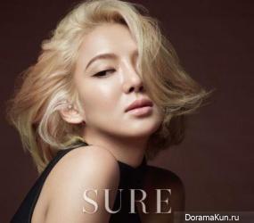 Hyoyeon (SNSD) для SURE 2015