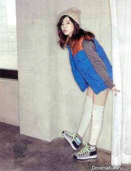 SNSD (Sunny) для CeCi December 2014 Extra
