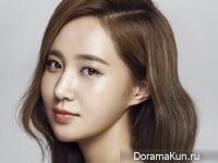 SNSD (Yuri) для Cosmopolitan June 2015
