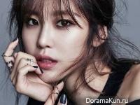 Secret (Hyosung) для CeCi December 2015