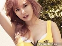 Secret (Hyosung) для Cosmopolitan July 2015