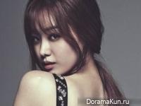 Secret (Jieun) для Esquire November 2014