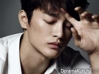 Seo In Guk для Allure Korea October 2014