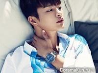 Seo In Guk для CeCi October 2014 Extra