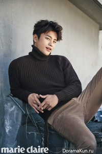 Seo In Guk для Marie Claire October 2015