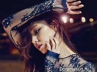 Seo Ji Hye для InStyle December 2015 Extra