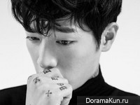 Seo Kang Joon для Allure September 2015