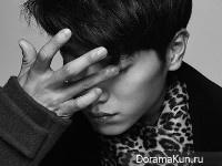 Seo Kang Joon для Esquire October 2015