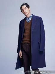 Seo Kang Joon для Harper's Bazaar March 2015
