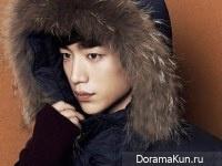 Seo Kang Joon для NIX F/W 2014 CF Extra