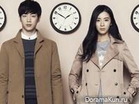 Seo Kang Joon для NIX F/W 2014 CF