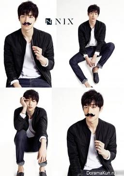 Seo Kang Joon для NIX Spring 2015