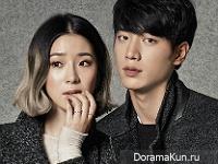 Irene Kim, Seo Kang Joon для NIX Winter 2015
