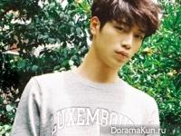 Seo Kang Joon для Nylon Magazine 2014