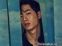 Seo Kang Joon для Singles August 2015