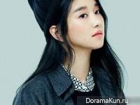 Seo Ye Ji для H:Connect F/W 2014 CF