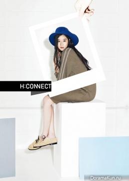Seo Ye Ji для H:Connect S/S 2015