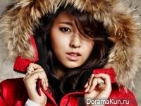 Seolhyun (AOA) для Buckaroo F/W 2014 CF