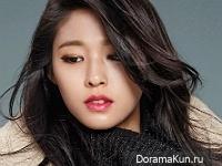 AOA (Seolhyun) для Buckaroo F/W 2015 Extra