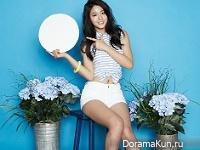 AOA (Seolhyun) для Enter 6 2015 CF