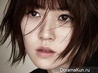 Shim Eun Kyung для Harper's Bazaar November 2014