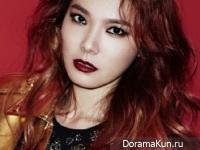 Kim Young Hee, Shin Bora для Cosmopolitan December 2014
