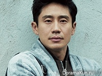 Shin Ha Kyun для Singles March 2015