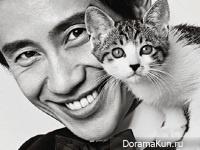Shin Ha Kyun для The Celebrity November 2014