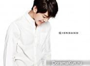 Shin Min Ah, Kim Woo Bin для Giordano Spring 2015