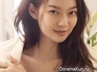 Shin Min Ah для Stonehenge Spring 2015 Extra