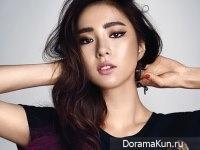 Shin Se Kyung для Cosmopolitan August 2015