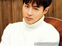 Jun Jin (Shinhwa) для 10+Star November 2015