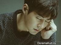 Jun Jin (Shinhwa) для K WAVE November 2015