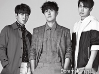 Shinhwa для @Star1 February 2015
