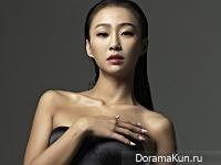 Hyorin (Sistar) для Eastern Trends December 2015