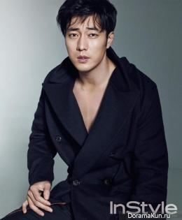 So Ji Sub для InStyle Korea September 2014