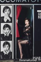 So Yi Hyun для BNT International September 2014