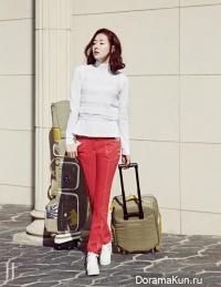 So Yi Hyun, In Gyo Jin для W Korea March 2015 Extra