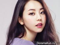 Sohee для InStyle June 2015