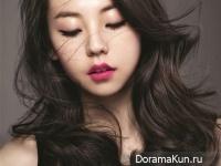 Sohee для Shu Uemura 2015 CF