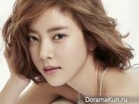 Son Dam Bi для Cosmopolitan Korea April 2015