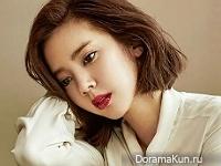 Son Dam Bi для Single October 2015