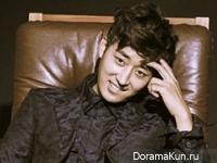 Son Ho Joon для Grazia January 2015