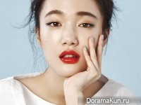 Son Soo Hyun для Cosmopolitan March 2015