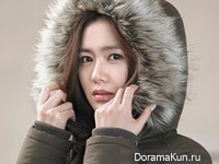 Son Ye Jin для WILDROSES F/W 2014 CF