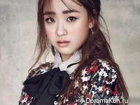 Son Yeon Jae для Cosmopolitan November 2014
