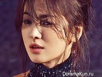Song Hye Kyo для Elle Korea June 2015 Extra
